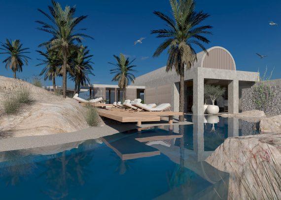pool bar resort crete | ACRO SUITES- a wellbeing resort in Crete | Agia Pelagia, Heraklion, Crete