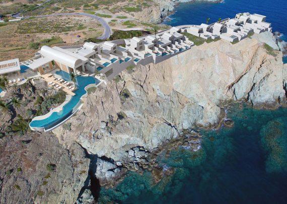 infinity pool crete | ACRO SUITES- a wellbeing resort in Crete | Agia Pelagia, Heraklion, Crete