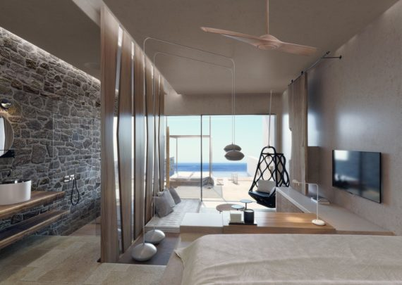resorts crete   ACRO SUITES- a wellbeing resort in Crete   Agia Pelagia, Heraklion, Crete