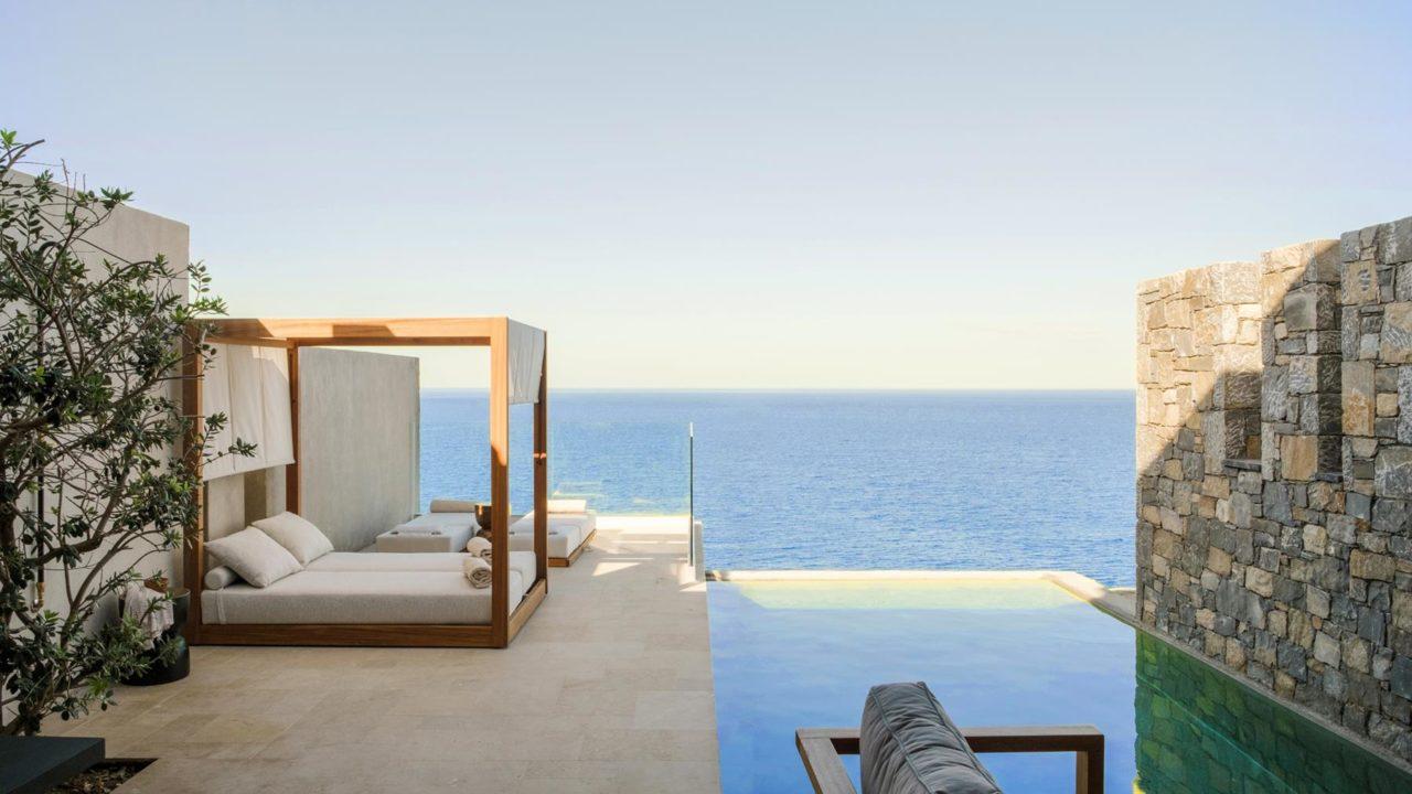 resorts crete | ACRO SUITES- a wellbeing resort in Crete | Agia Pelagia, Heraklion, Crete